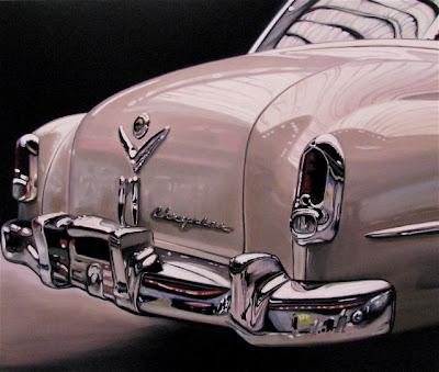 Pintura Autos Clasicos es Pintar Autos Clásicos