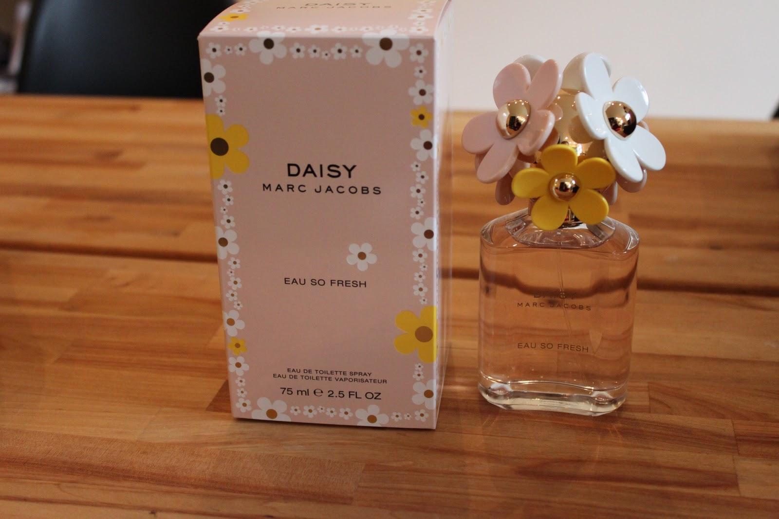 den nye marc jacobs parfume
