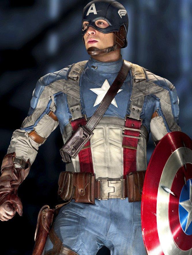 Captain america trailer for Captain america