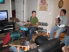 Encontro de músicos...Gabriel e David Sierra