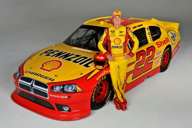 Cars Electric Auto Shell And Penske Racing Unveil Nascar