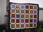 The Beautiful Quilt raffled off Dec 4th!
