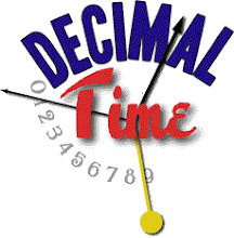 Decimal Time - 2011 Jan. 13.29640