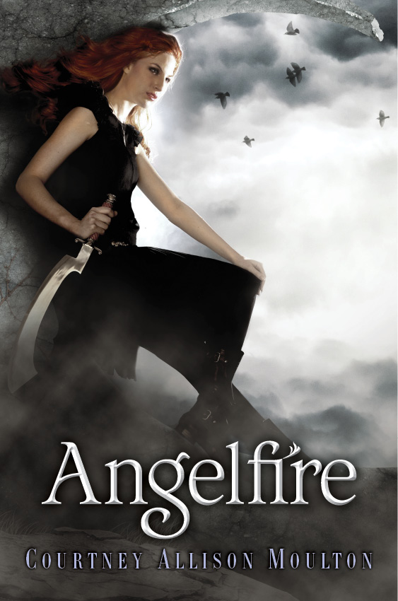 Angelfire by Courtney Allison Moulton (out February 15, 2011) (book summary,