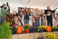The Sheets Family Band at Home Craft Days - Big Stone Gap, VA - October 2009