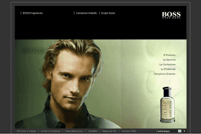 Hugo Boss Fragrances, muestra gratis de perfumes