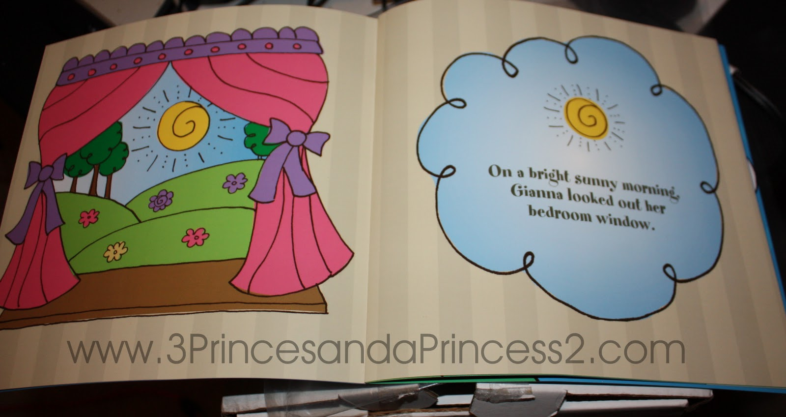 3 princes and a princess 2 santa u0027s list frecklebox