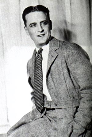 f scott fitzgerald X learn with flashcards, games, and more for free.