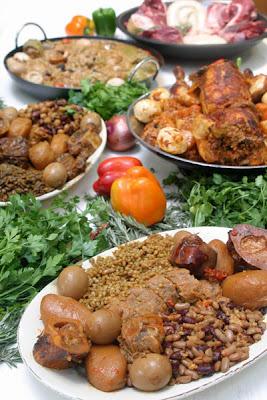Jewish Sephardic Cuisine - Kosher Food