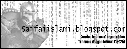 BLOG Fiksyen Sains Islami