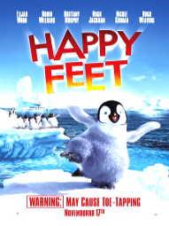 happy feet / rompiendo el hielo
