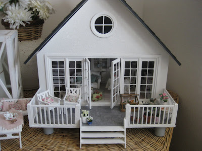 domek dla lalek, dolls house, pokój dla dziewczynki, ikea