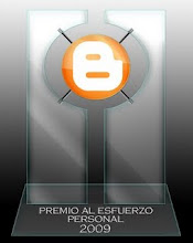 My Prize/Mi Premio 2009