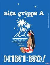 Le virus H1N1 vu par les Polynésiens...