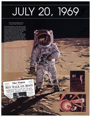 astrology of Moon Landing
