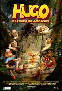 Download Hugo O Tesouro da Amazônia Dublado DVDRip RMVB