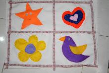 Evan's quilts