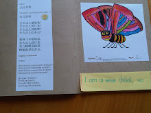 A Mandarin Poem about Insects