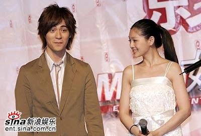 Vic Zhou and Barbie Hsu: Mars Presscon