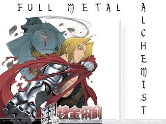 #9 Full Metal Alchemist Wallpaper