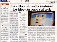 Sicilia Oggi del 31/05/08