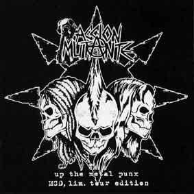 Punkmetal o MetalPunk....No sabías?
