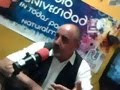 Entrevista en Radio Universidad  (UCA Managua)