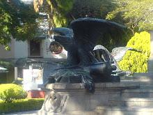 Plaza corregidora en Queretaro-Mexico