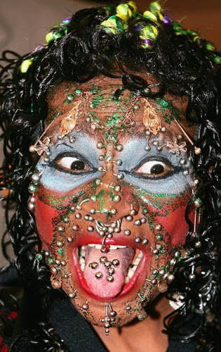 Bizarre Body Modification ~ Somethin Bizarre
