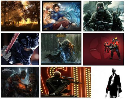 very first times brings for its users some amazing HD GAMES WALLPAPERS…