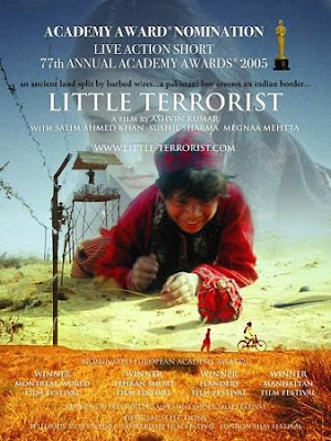 little terrorist movie poster Ashvin Kumar   Little Terrorist (2004)
