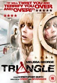 bermuda triangle movie, horror movie poster