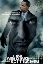 gerard butler jamie foxx law abiding citizen movie poster new latest