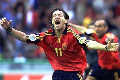 Eurocopa 2000, España 4-3 Yugoslavia, partidazo completo Espa%C3%B1aEURO2000