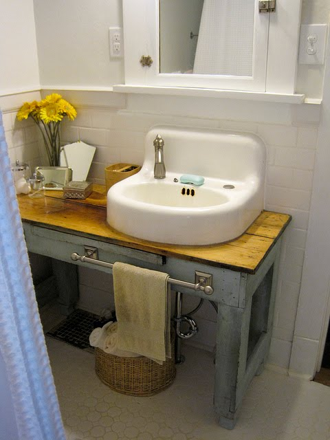 1000 images about Vanitory – Industrial Bathroom Sinks