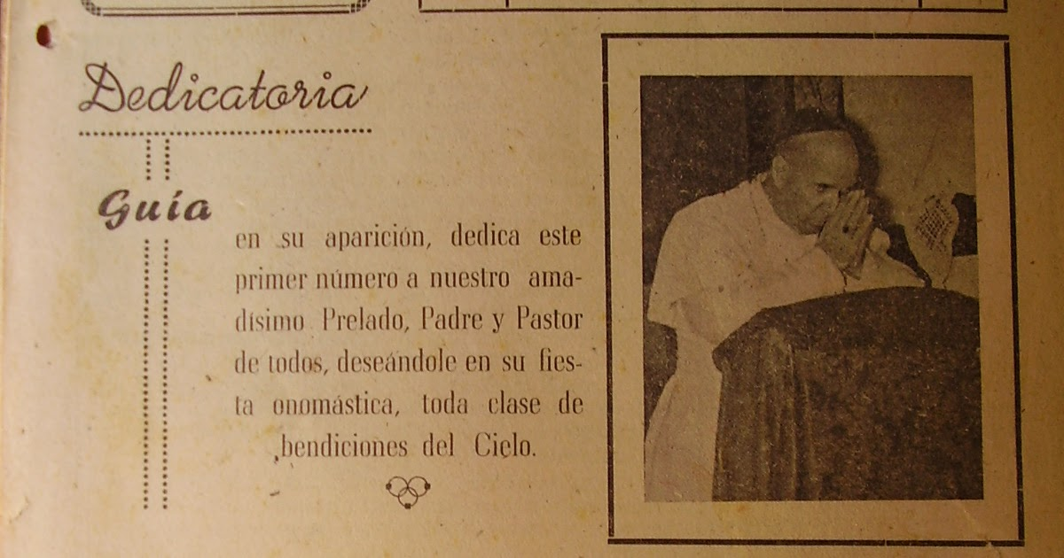 Do a menc a villalegre guia n mero 1 marzo de 1957 - Fotos de dona mencia ...