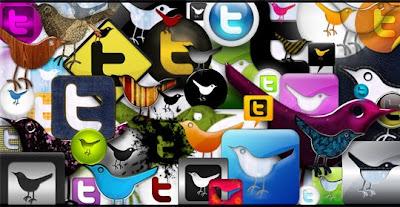 100 Twitter iconos gratis