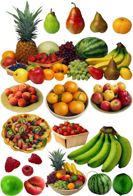 plantillas psd frutas photoshop gratis