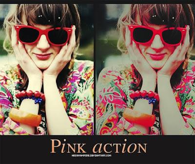 100 acciones para photoshop