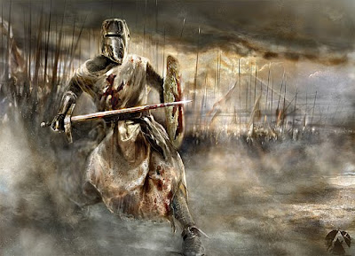 ilustracion digital batallas inspiracion
