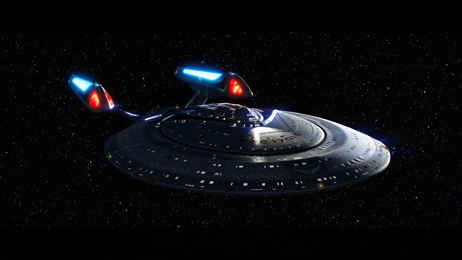 Star Trek Wallpapers - Star Trek - Sci Fi Blog.