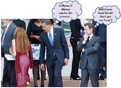 Obama+and+Sarkozy+at+Ogle+Office - Don't let your eyes wander, Ondoy ! - Love Talk