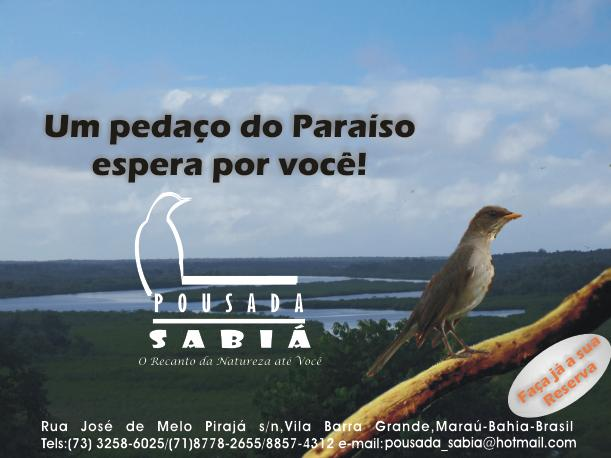 2010 passe  no Paraíso!