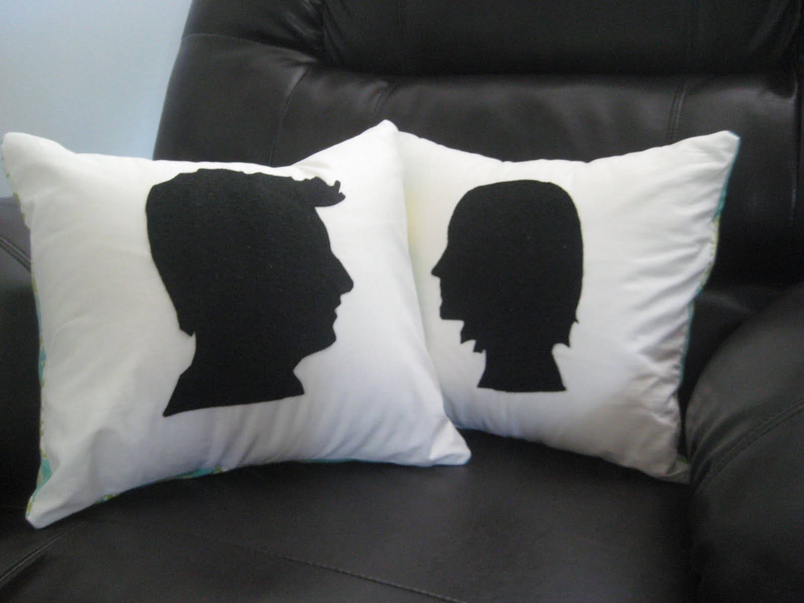 quick silhouette pillows tutorial - see kate sew
