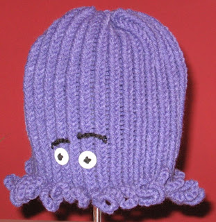 Loom Knitting a Baby Hat: The Pattern - Yahoo! Voices - voices