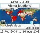 Visitantes 2008-2009