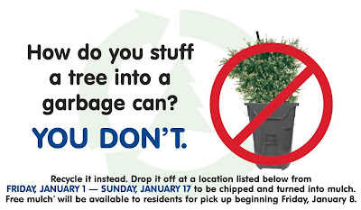 For What It S Worth Locations For Christmas Tree Recycling In Chicago
