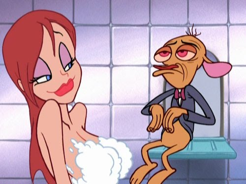 ren and stimpy girls naked