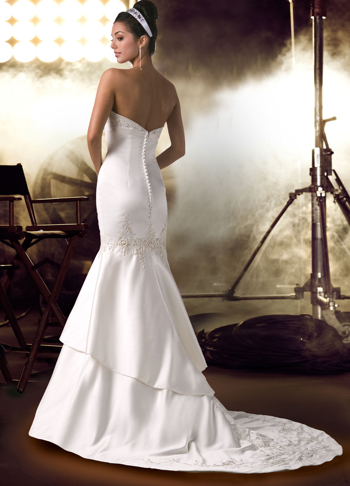 The Dream Wedding Inspirations: vera wang mermaid wedding dresses