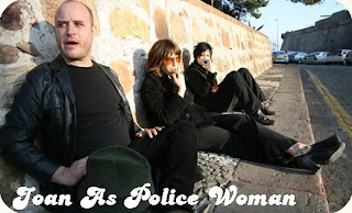 Joan As Police Woman – The Magic Lyrics